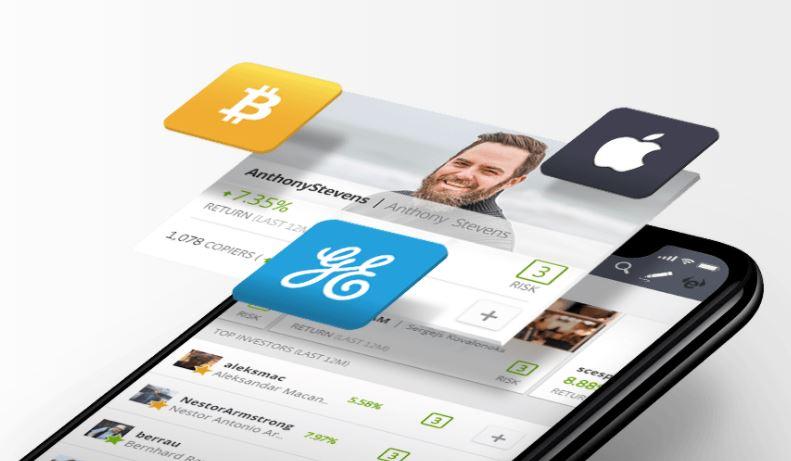 Cum să investești la bursă folosind platforma de tranzacționare eToro